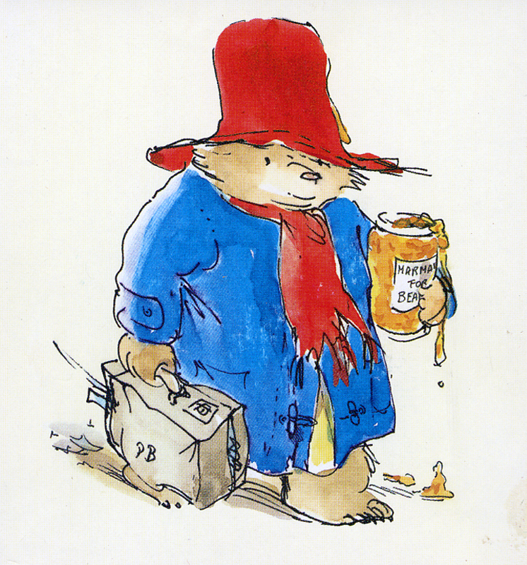 Paddington Here and Now Michael Bond Folio edition 2010