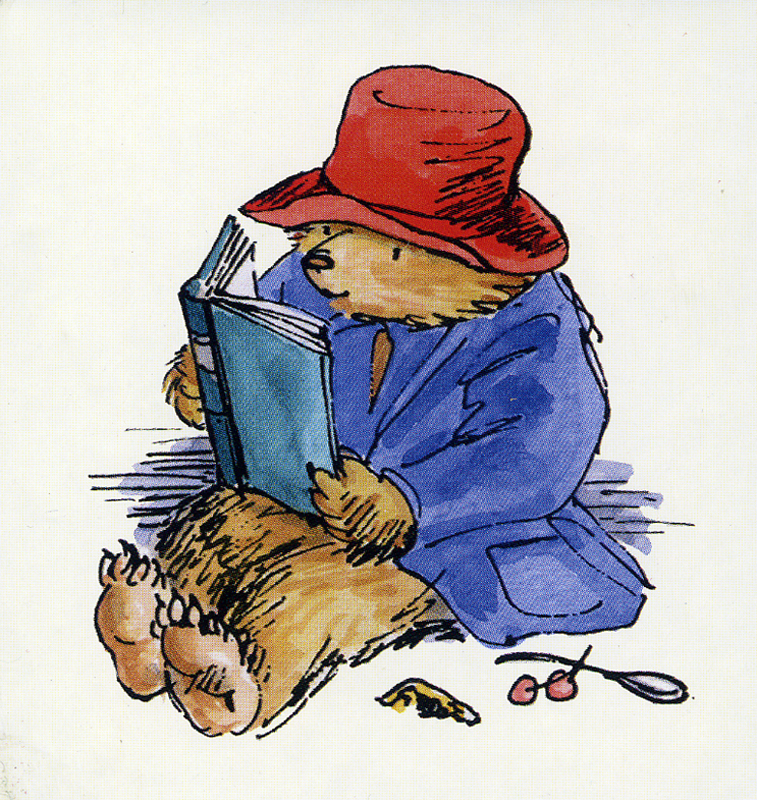 Paddington Takes the Test Michael Bond Folio edition 2010