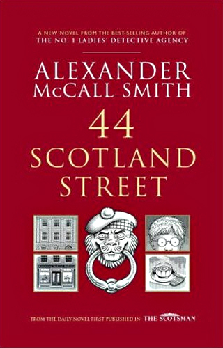 44 Scotland Street Alexander McCall Smith The Scotsman edition frontcover