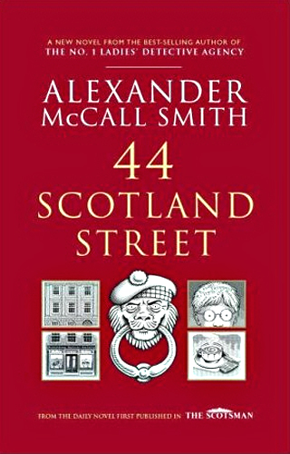 44 ScotlandStreet Alexander McCall Smith 1st edition Polygon 2005