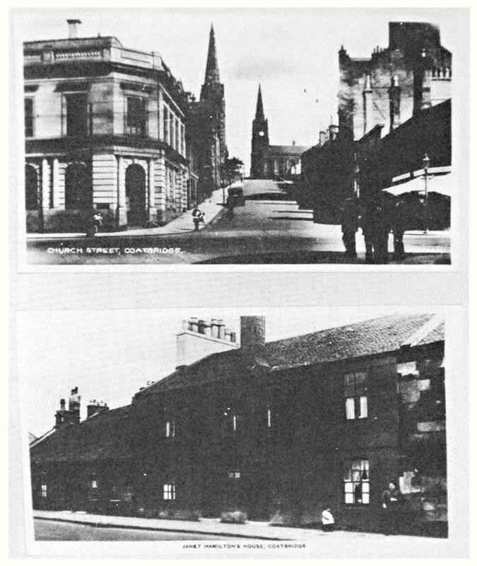 Coatbridge Dear Allies Margaret Henderson 1988 Monklands District Libraries
