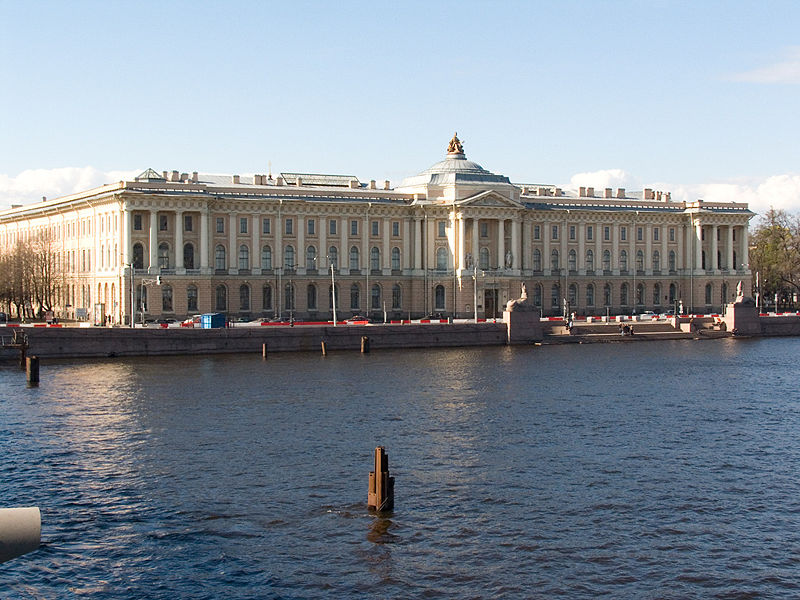 Leningrad Imperial Academy of Arts Source Wikipedia