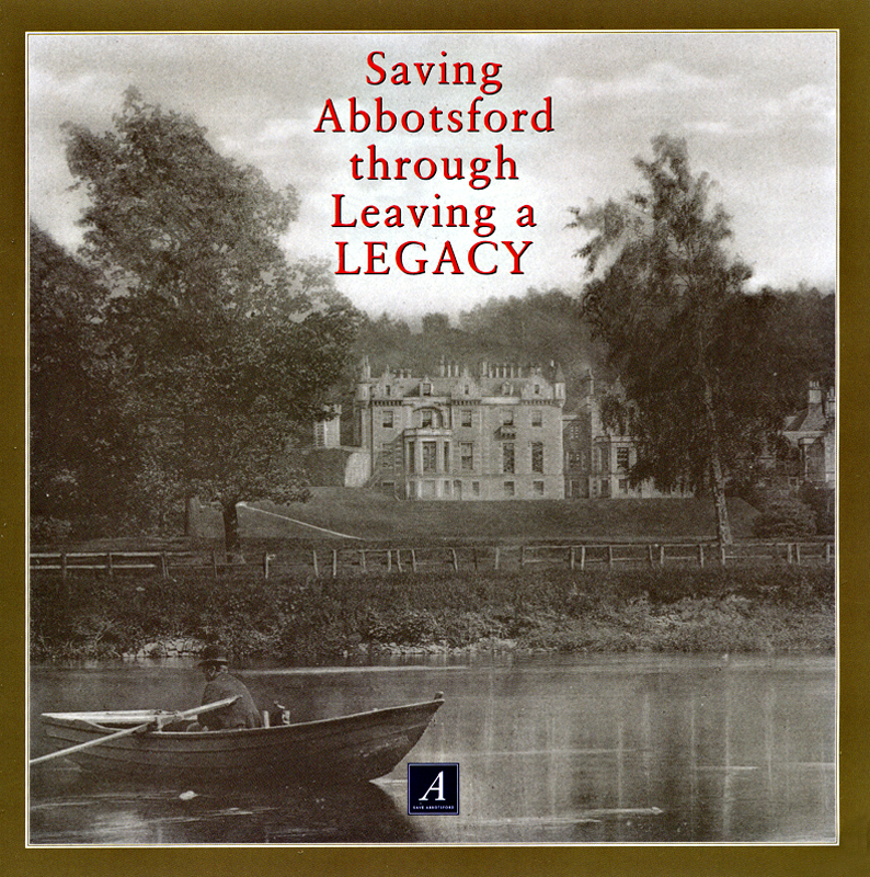 Saving Abbotsford through Leaving a Legacy Abbotsford Trust brochure