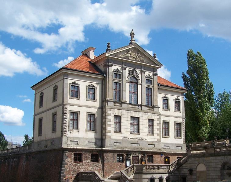 Frédéric Chopin Museum in Warsaw , Poland - Source: Wikipedia