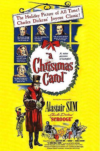 Alastair Sim A Christmas Carol 1951