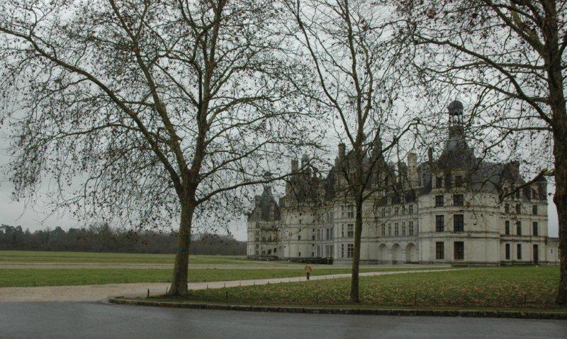 Château de Chambord  © 2012 Scotiana