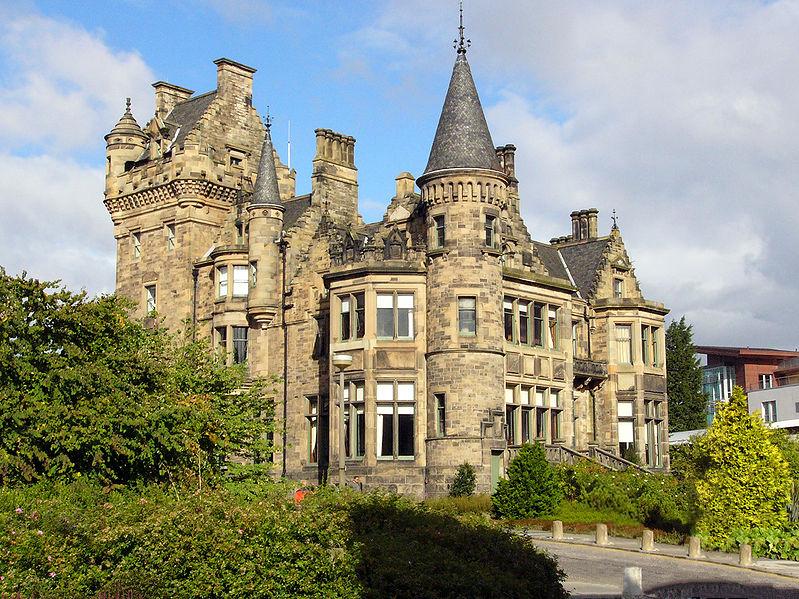 St Trinneans Room, Pollock Halls, Edinburgh