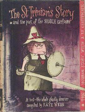 The St Trinian's Story 1959,Perpetua Ltd.,London, first UK edition