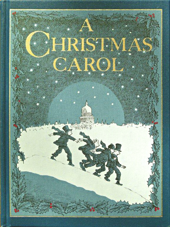 Charles Dickens A Christmas Carol illustrated by Michael Foreman London The Folio Society 2003
