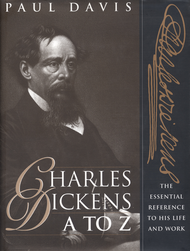 Charles Dickens A to Z Paul Davis Facts on File1998