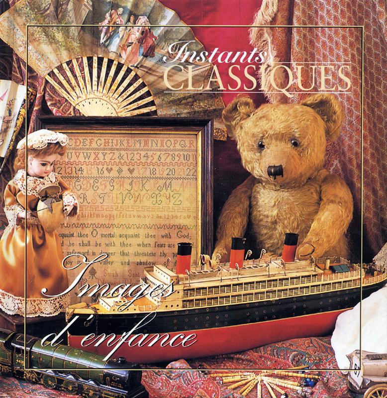 Images d'enfance collection CD musique Instants Classiques