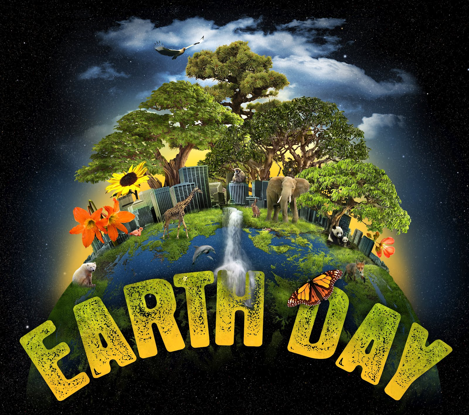 Earth Day 2012 NASA