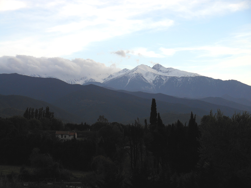 Mont Canigou Roussillon France © 2012 Scotiana