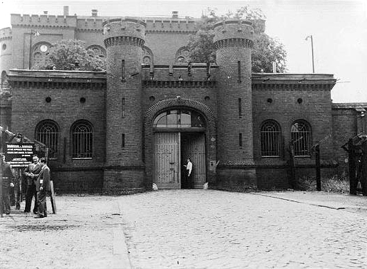 Spandau Prison in Berlin Germany 1951 Source Wikipedia