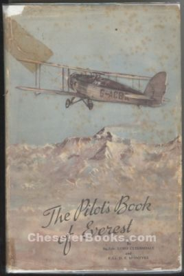 The Pilots' Book of Everest Hodge London 1936