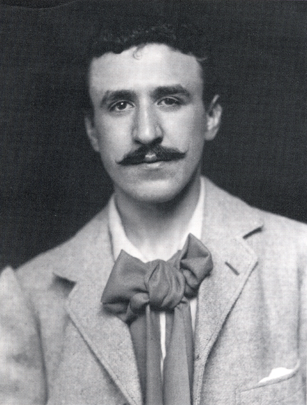 Charles Rennie Mackintosh circa 1900