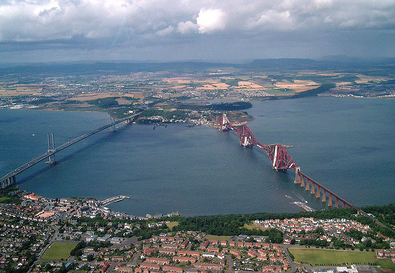 Edinburgh Firth of Forth Bridges Wikipedia