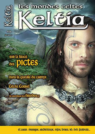 Keltia - Les mondes Celtes - n° 18 fevrier-avril 2011 Editions du Nemeton
