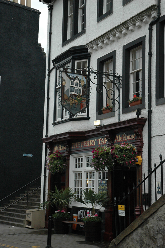 South Queensferry Inn The Ferry Tap Alehouse © 2006 Scotiana