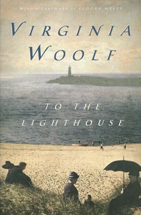 To the Lighthouse Virginia Woolf Harvest Books 1989