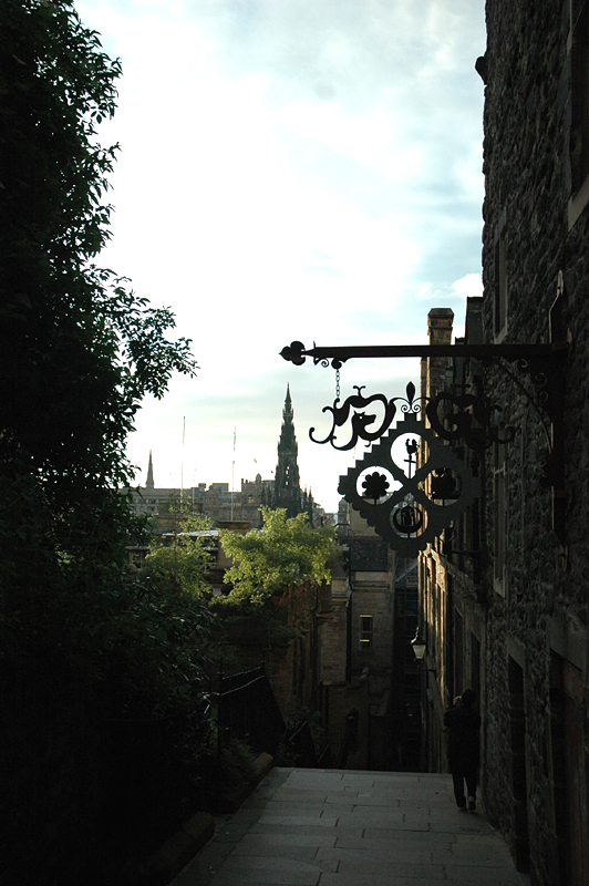 Edinburgh Advocate's Close © 2006 Scotiana
