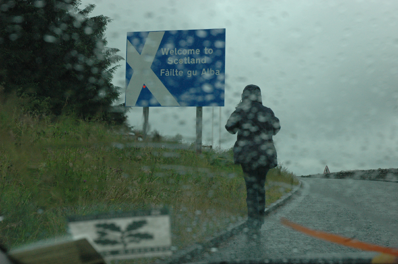 Welcome to Scotland under the rain copyright  © 2007 Scotiana
