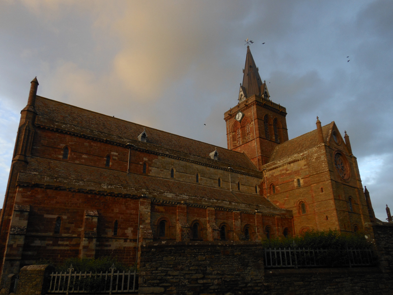 St Magnus cathedral Kirkwall Orkney © 2012 Scotiana