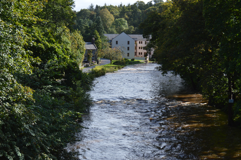Alloway the river Doon © 2012 Scotiana