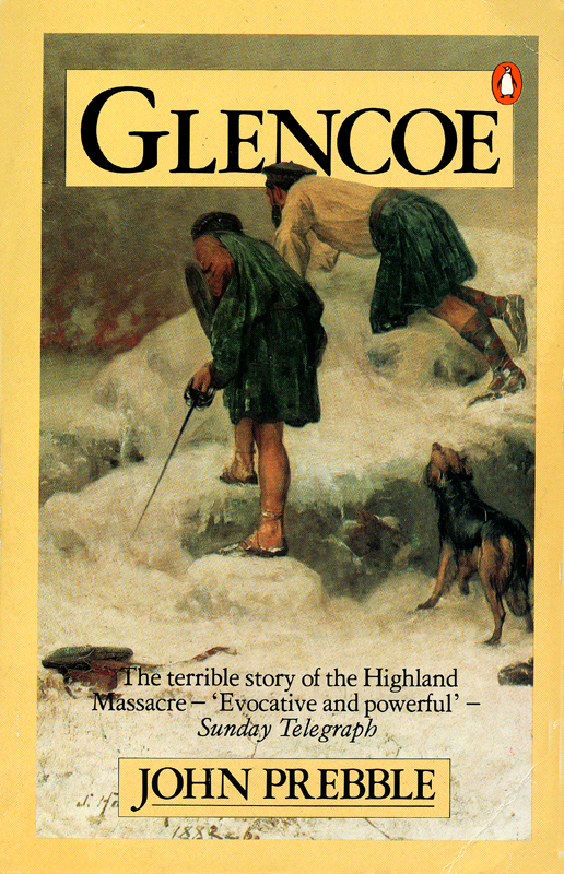 Glencoe John Prebble Penguin Books 1966