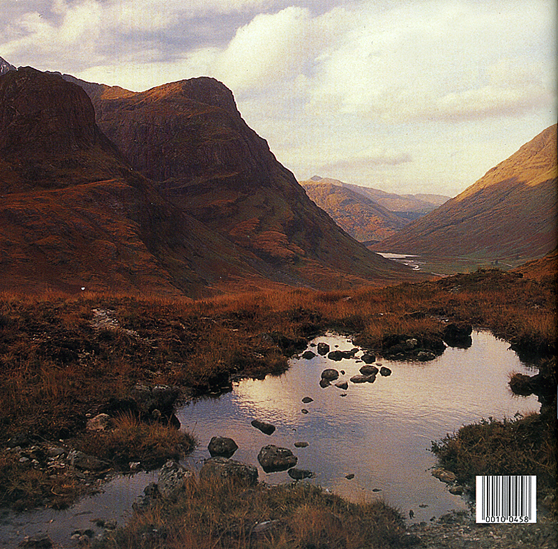 Glencoe The National Trust for Scotland back cover