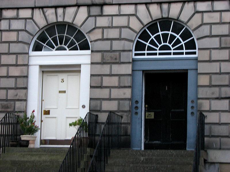 Scotland Street New Town Edinburgh© 2012 Scotiana