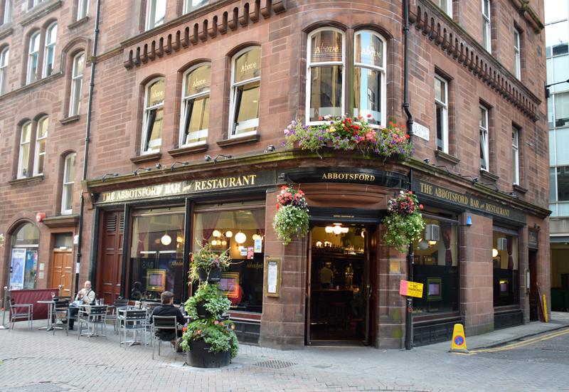 The Abbotsford Rose Street Edinburgh © 2012 Scotiana