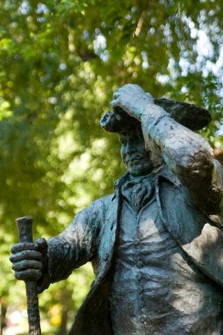 james mcgill statue