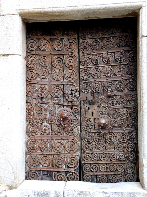 St Martin Church doors Palalda © 2012 Scotiana