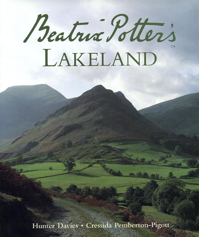 Beatrix Potter's Lakeland Hunter Davies Cressida Pemberton-Pigott Fredrick Warne 1988