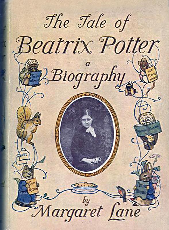 The Tale of Beatrix Potter Margaret Lane F.Warne & Co.. 1949
