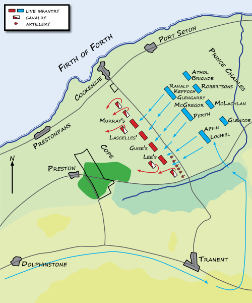 Battle of Prestonpans Wikipedia