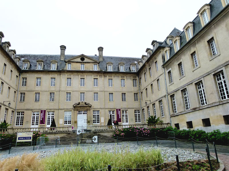Bayeux Tapestry Museum  © 2013 Scotiana
