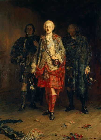 Bonnie Prince Charlie by John Pettie Wikipedia