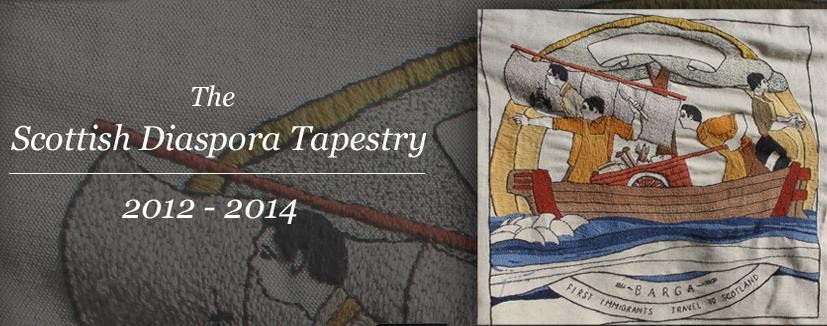 scottish tapestry diaspora