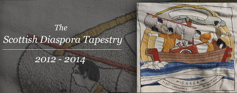 scottish tapestry diaspora