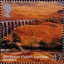 GB-glenfinnan-viaduct-postage-stamps