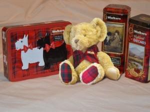 Walkers Teddy Bears