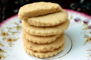 Scottish cookies shortbreads