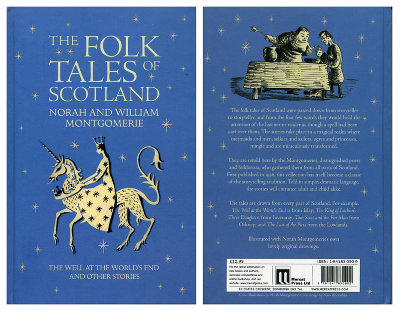 The Folk Tales of Scotland Norah and William Montgomerie Mercat Press 2001