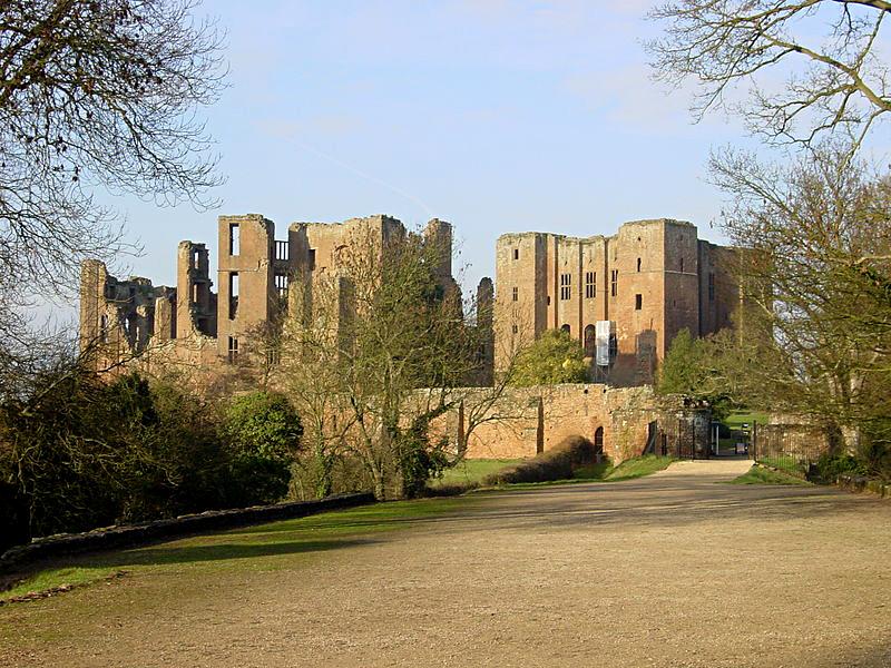 Kenilworth Castle gatehouse atehouse landscape Wikipedia