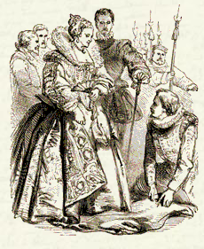 walter-raleigh-cloak-on-puddle-illustration