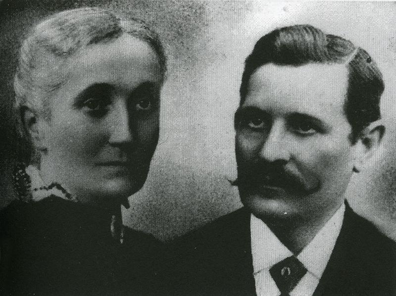 Oscar Slater's parents Paula and Adolf