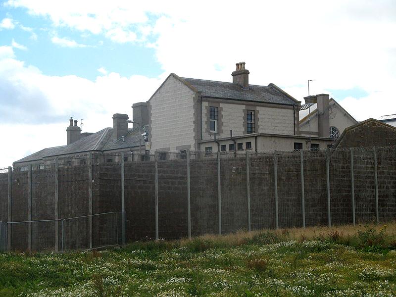 Peterhead prison in Aberdeenshire Wikipedia