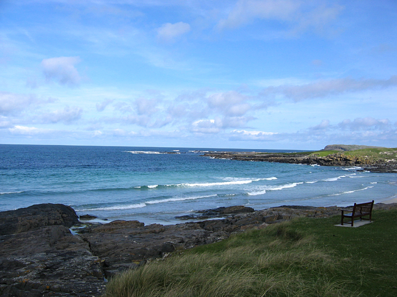 Isle of Barra in the Outer Hebrides © 2004 Scotiana